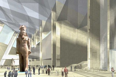Video: Il Grand Egyptian Museum (GME) del Cairo, è il più grande al mondo